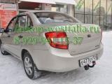 1218-A ТСУ для Lada - Kalina 1117 тип кузова универсал 2007-04/2016