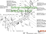 T/032 ТСУ для Toyota Corolla  Verso  04/04-03/09