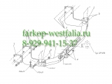 313087600001 ТСУ для Mercedes Sprinter 1996-2006