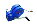 6X0017.208 Таль ручная г/п 900 кг трос/крюк/пласт. корпус