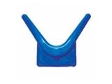 6X1065.016 Упор носовой A115, B72, C90, D52,5, E36, F13 синий