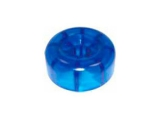 6X1067.009  Пробка для нос. рол. L=35, D=88,5/14.5 мм синяя