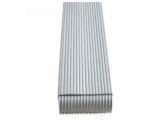 6X1482.001 Защита ложемента A=3000, B=100, H=40 мм PVC серая