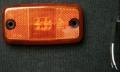 6X1354.088 Фонарь контурный FT-019Z LED желтый пров.