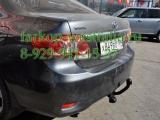 3087-A Фаркоп на  Toyota Corolla 2013-