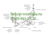 3317-A ТСУ для Great wall Hover 2013-