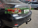 3087-A Фаркоп на  Toyota Corolla 2007-2013