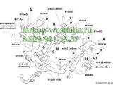 458500 ТСУ для Daihatsu Terios 2006-