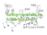 040-211 ТСУ для Mazda 3 тип кузова хэтчбек 4/2013-