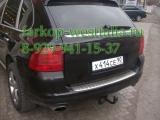 2143-A Фаркоп на Volkswagen Touareg