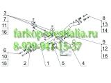 3320-A ТСУ для Lifan X50 2015-
