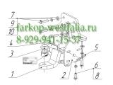 3011-E ТСУ для Lexus GX 460