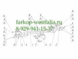 3098-A ТСУ для Lexus NX 2014-
