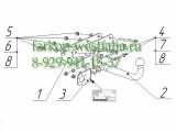 4852-A ТСУ для Jeep Wrangler 2007-