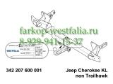 342207600001 Фаркоп на Jeep Grand Cherokee 04/2014-