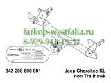 342208600001 Фаркоп на Jeep Grand Cherokee 04/2014-