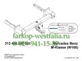 313406900113 MB M-Klasse W166 2012-