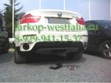 303290600001 Фаркоп на BMW X6 2008-