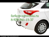 555500 Фаркоп на Hyundai i30 2012-