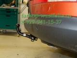 346048600001 Фаркоп на Hyundai ix35 2010-
