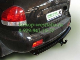 H205-A Фаркоп на Hyundai Santa Fe  2001-2006