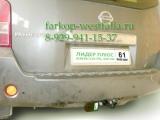 N108-F Фаркоп на Nissan Pathfinder R51 2004-
