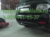 4369-F Фаркоп на Nissan Patrol Y62 2010-