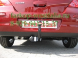 036-431 Фаркоп на Nissan Tiida 2007-